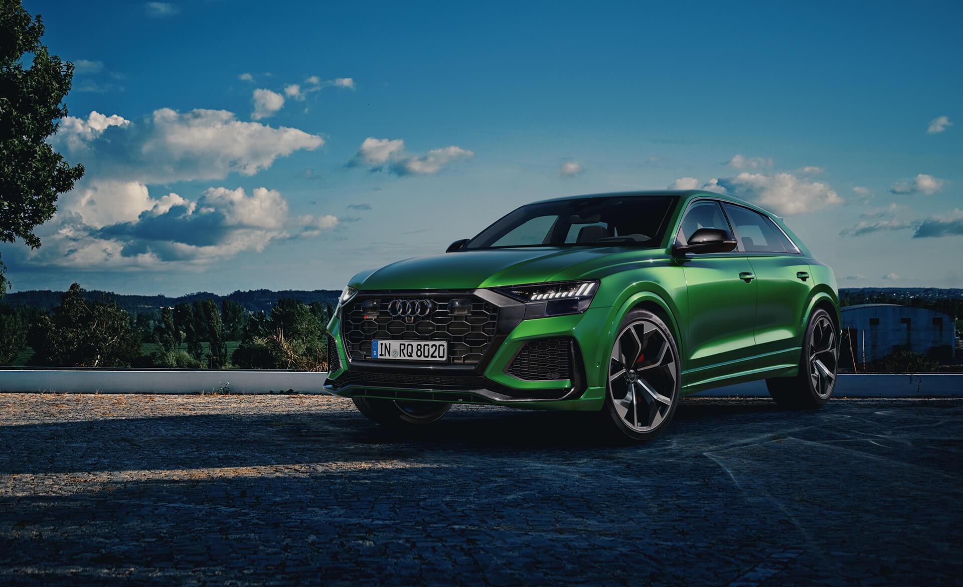 Audi Moments
